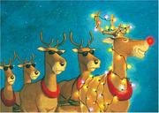 Cover of: Rudolph Glows Boxed Holiday Cards