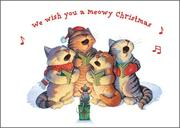 Cover of: Caroling Cats Boxed Holiday Cards