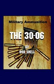Cover of: The 30-06