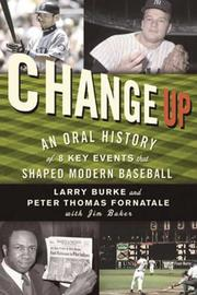 Cover of: Change Up