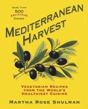 Cover of: Mediterranean harvest