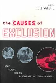 Cover of: The causes of exclusion