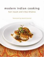 Cover of: Modern Indian Cooking