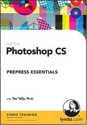 Cover of: Photoshop CS Prepress Essentials