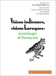 Cover of: Visions indiennes, visions baroques