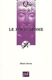 Cover of: Le Bouddhisme