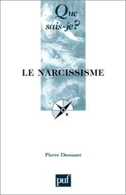 Cover of: Le Narcissisme