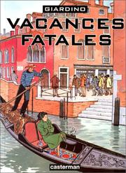 Cover of: Vacances fatales