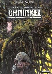 Cover of: Le Grand pouvoir du Chninkel, tome 2