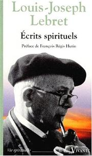 Cover of: Ecrits spirituels