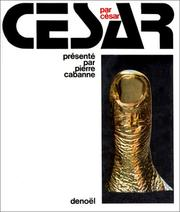 Cover of: César par César