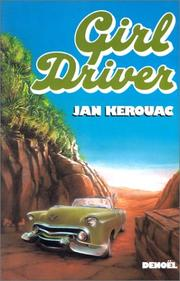 Cover of: Girl driver