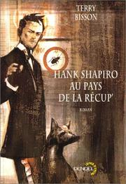 Cover of: Hank Shapiro au pays de la récup'