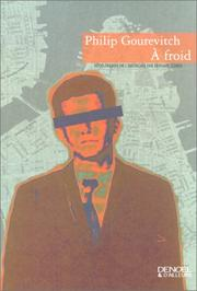 Cover of: A froid