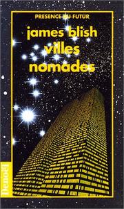 Cover of: Villes nomades