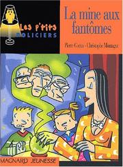 Cover of: La mine aux fantômes