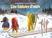 Cover of: Une histoire d'ours