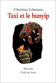 Cover of: Taxi et le bunyip