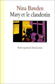 Cover of: Mary et le clandestin