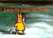 Cover of: Le Petit lapin de Noël