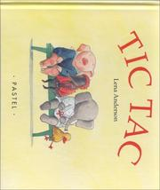 Cover of: Tic tac