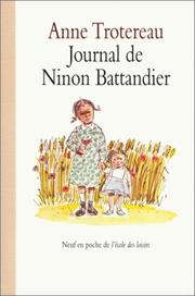 Cover of: Journal de Ninon Battandier