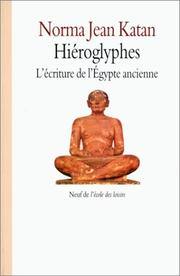 Cover of: Hiéroglyphes
