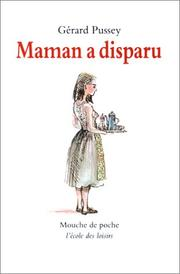 Cover of: Maman a disparu