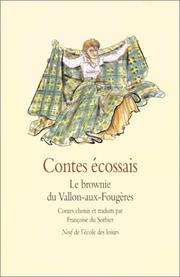 Cover of: Contes écossais