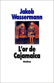 Cover of: L'Or de Cajamalca