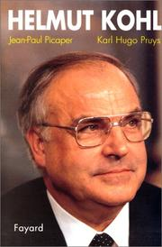 Cover of: Helmut Kohl