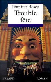 Cover of: Trouble fête