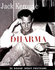 Cover of: Dharma