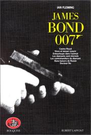 Cover of: James Bond 007, tome 1