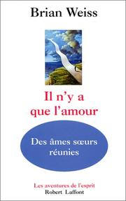 Cover of: Il n'y a que l'amour