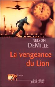 Cover of: La Vengeance du lion