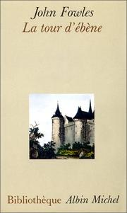 Cover of: La Tour d'ébène