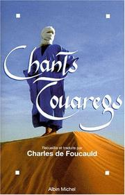 Cover of: Chants touaregs