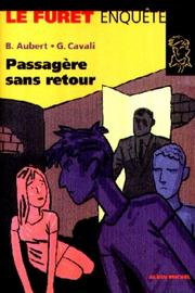 Cover of: Passagère sans retour