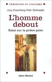 Cover of: L'Homme debout