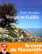 Cover of: Voyage en Galilée