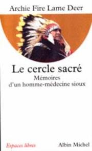Cover of: Le Cercle sacré