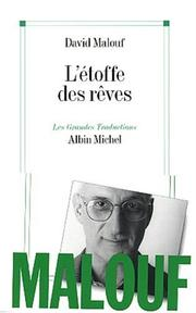 Cover of: L'Etoffe des rêves