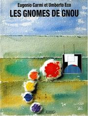 Cover of: Gli gnomi di gnù