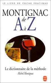 Cover of: Montignac de A a Z