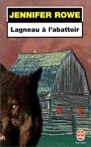 Cover of: Lagneau à l'abattoir