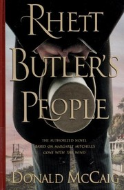 Cover of: Rhett Butler's People (Wheeler Large Print Book Series)