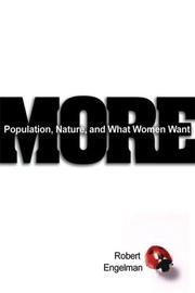 Cover of: More