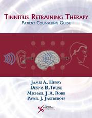 Cover of: Tinnitus Retraining Therapy