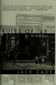 Cover of: The Rules Of '48